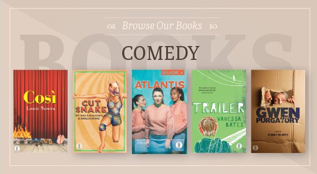 book category comedy@x