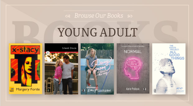 book category youg adult@x